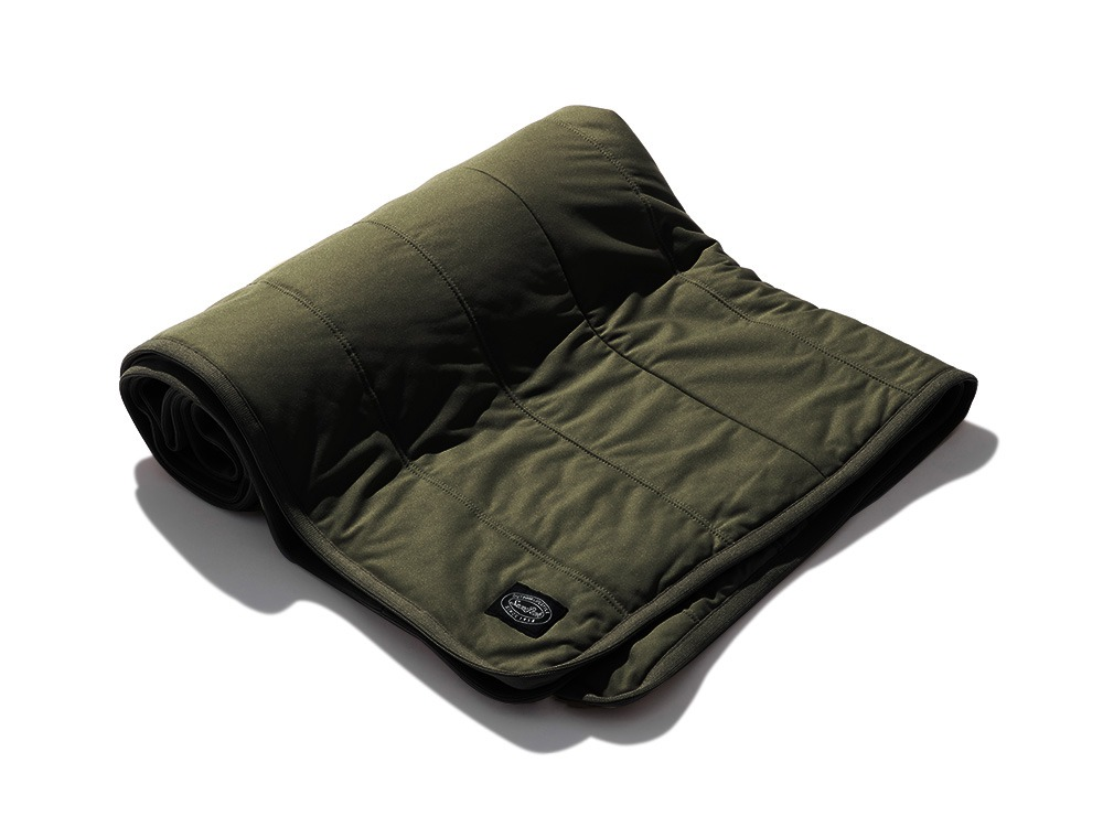 Flexible Insulated Blanket One Mossgreen