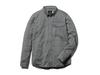 フレキシブルインサレーションシャツ  S メランジェグレー