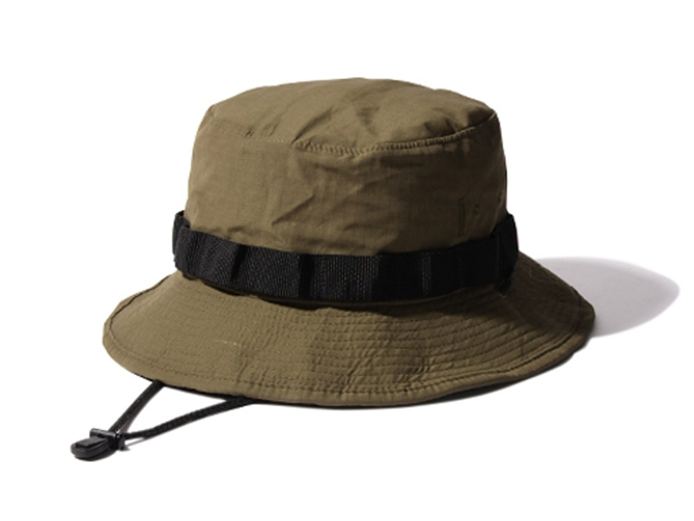 Packable Hat2 Brown