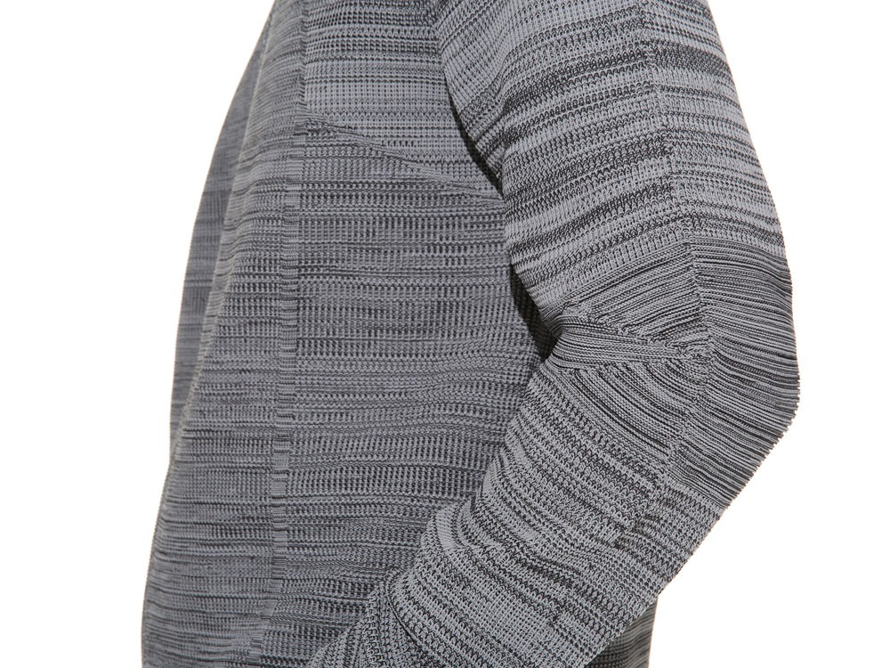 WG Stretch Knit Jacket L Grey.Black6