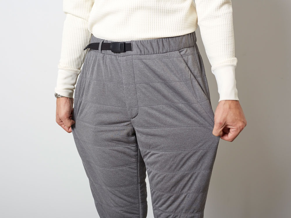 FlexibleInsulatedPants XXL Olive10