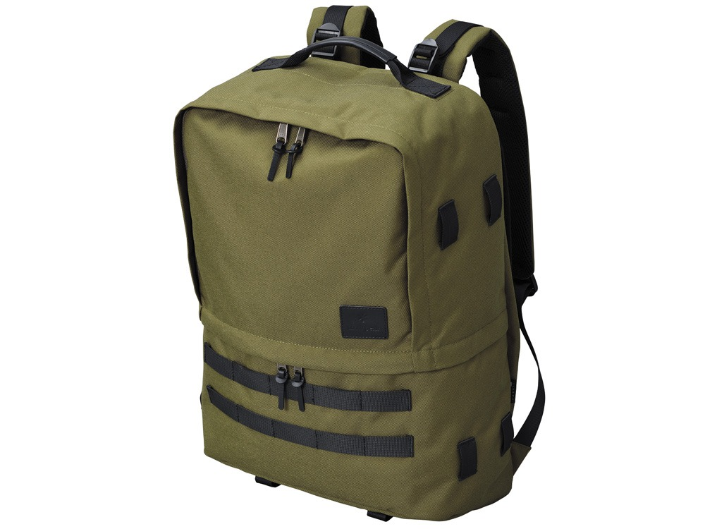 Day Camp System Backpack Olive0