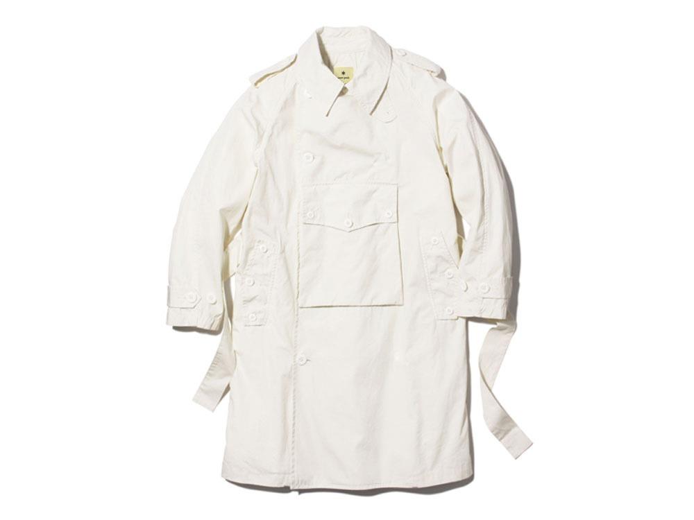 ベンタイル オーバーコート1 ホワイト