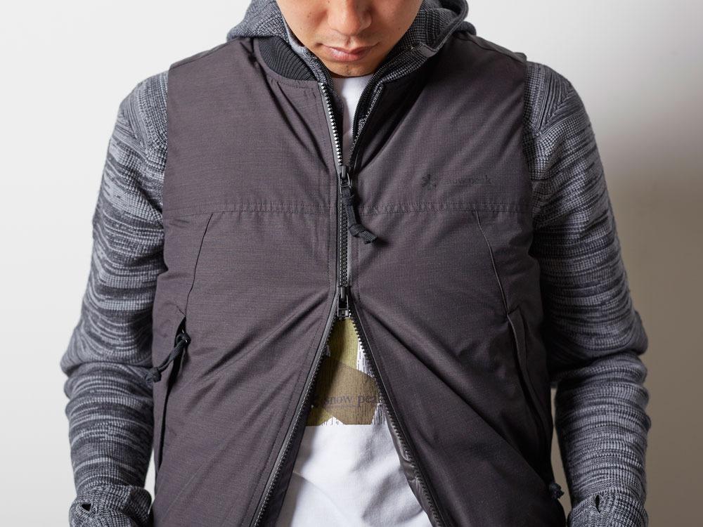 FR Down Vest XL Olive8