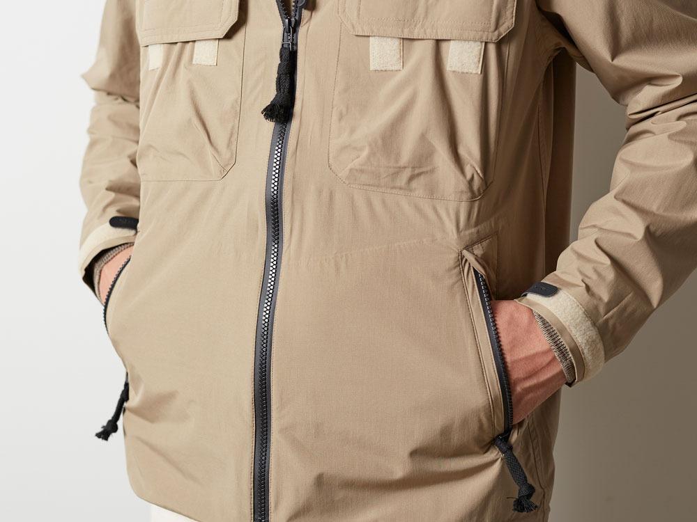 Wind&Water Resistant Jacket M Beige6