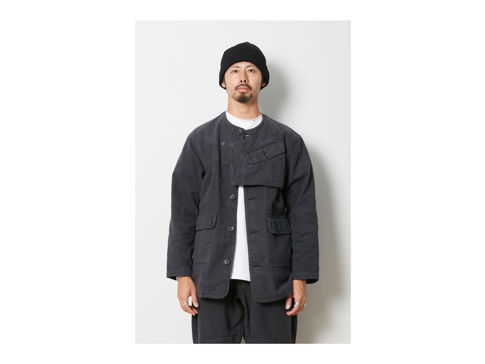 Army Cloth Jacket M Black