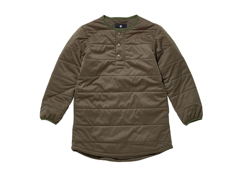 Kids Flexible Insulated Shroud1Olive