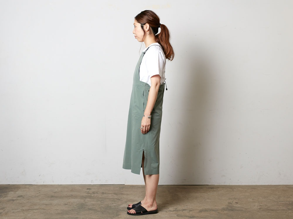 DRY&StretchDress 1 Sage2