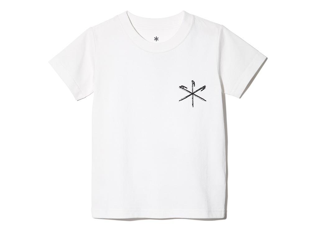 Kids Printed Tshirt Peg & Hammer 1 WH