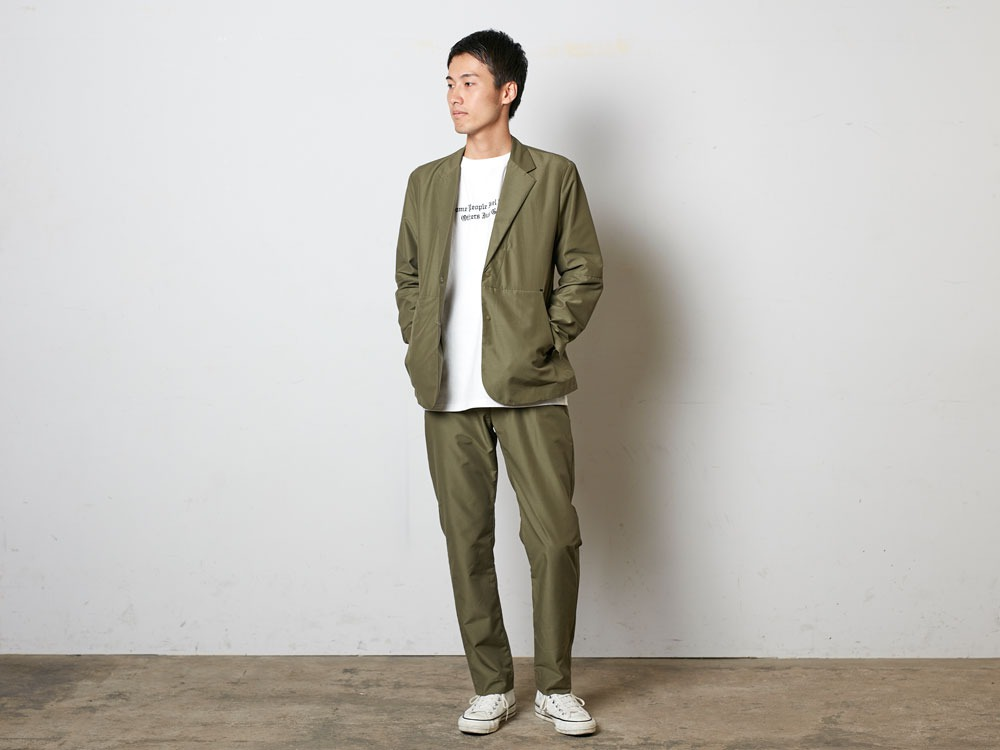 FRJacket  S Olive1