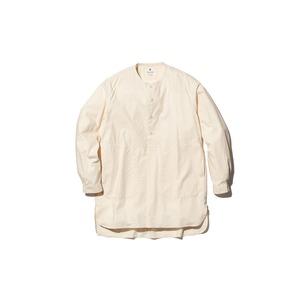 アルティメイトピマ ポプリン スリーピング シャツ