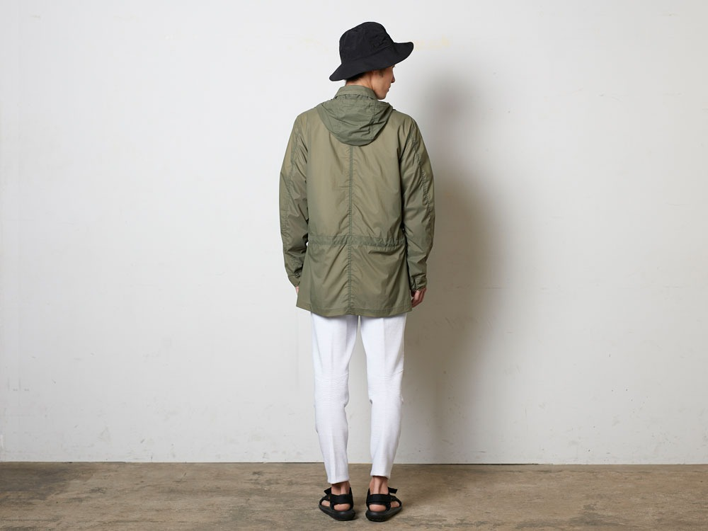 Rain&WindResistantJacket L Olive3