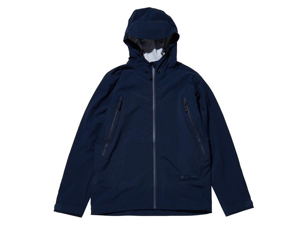 3L Light Shell Jacket S Navy0