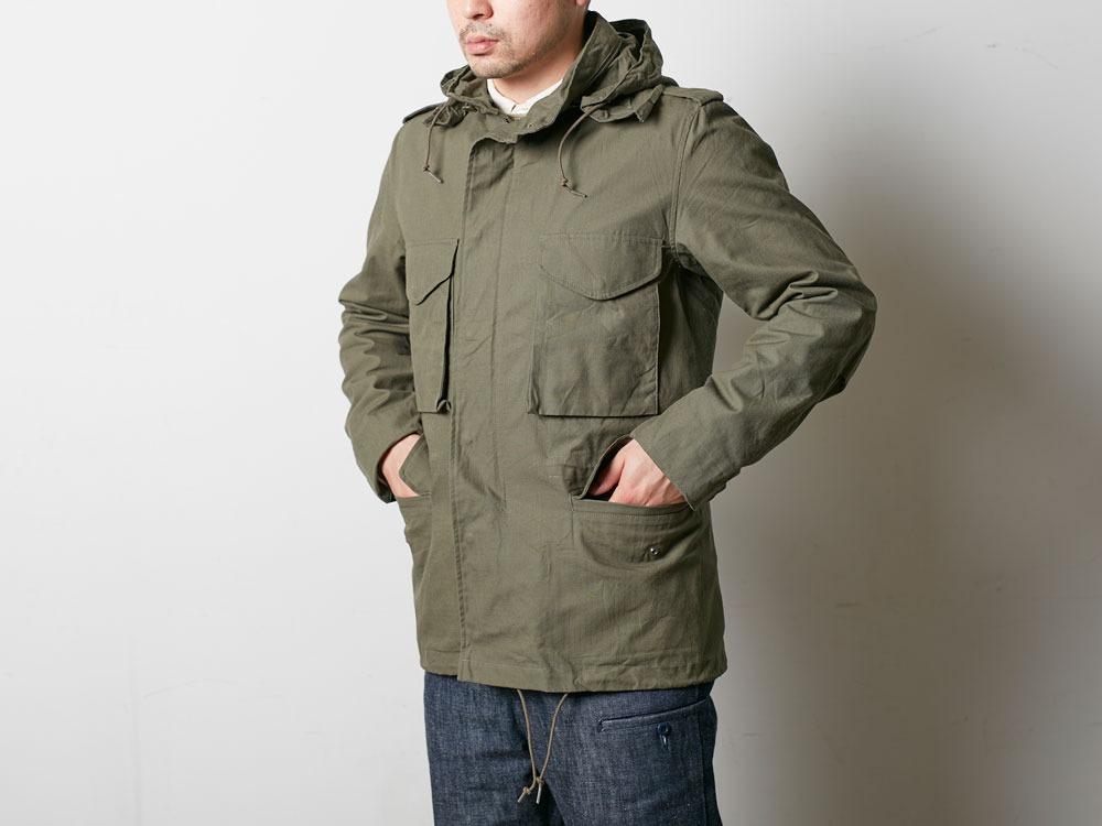 Military Jacket 1 Olive4