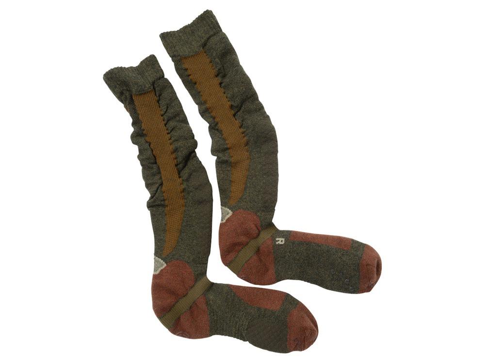 Rasox Plus Mountaineering Socks  (S) OLV0
