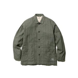 C/L Merange Stripe Shirt Jacket