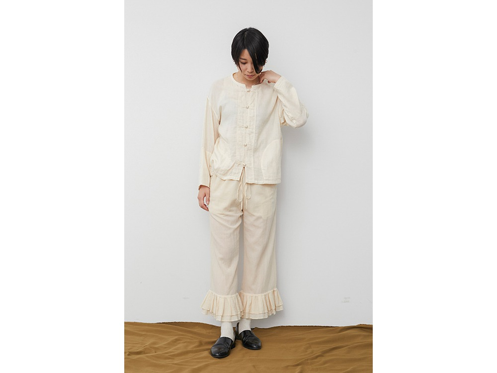 OG Double Gauze China Jacket 1 KUSAKI