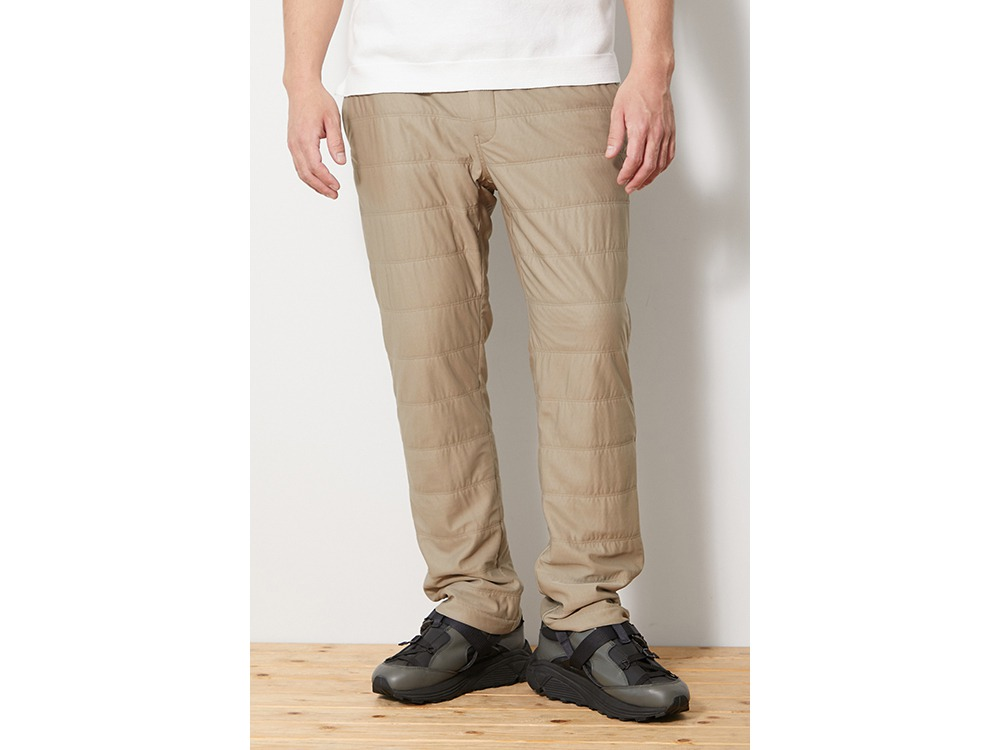 Flexible Insulated Pants M Olive