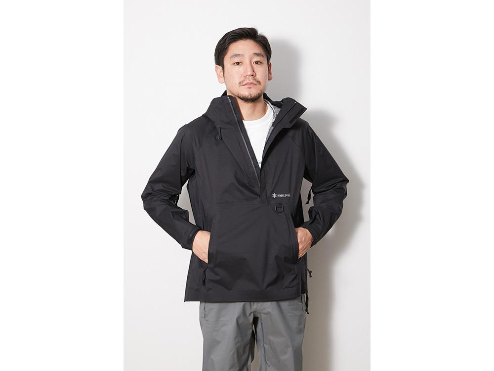 2.5L Wanderlust Pullover XL Black