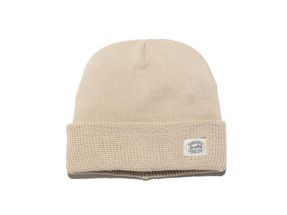 Cotton Dry Watch Cap Beige0