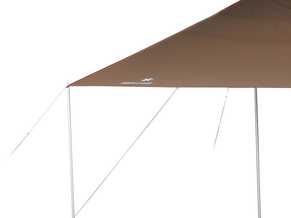 "HDタープ ""シールド""・レクタ(L)Pro セット [8人用]"