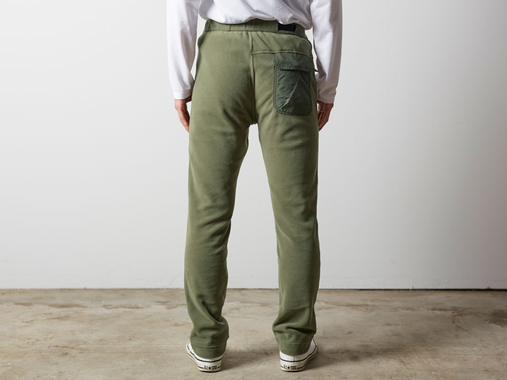 R/Pe Fleece Pants L Olive3