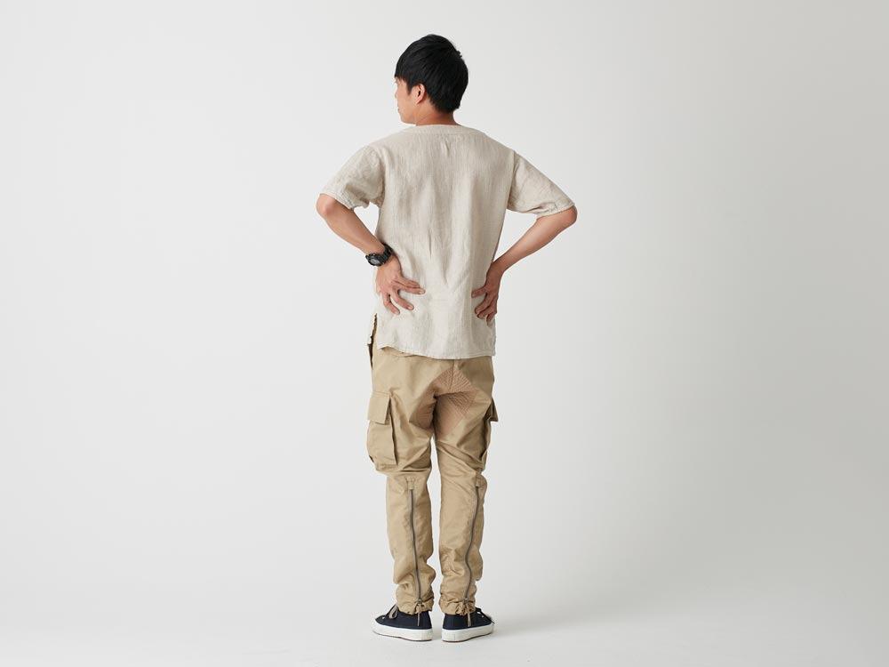 FR Cargo Pants 1 Olive3
