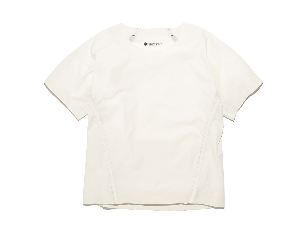 Dry&Stretch Tshirt S White0
