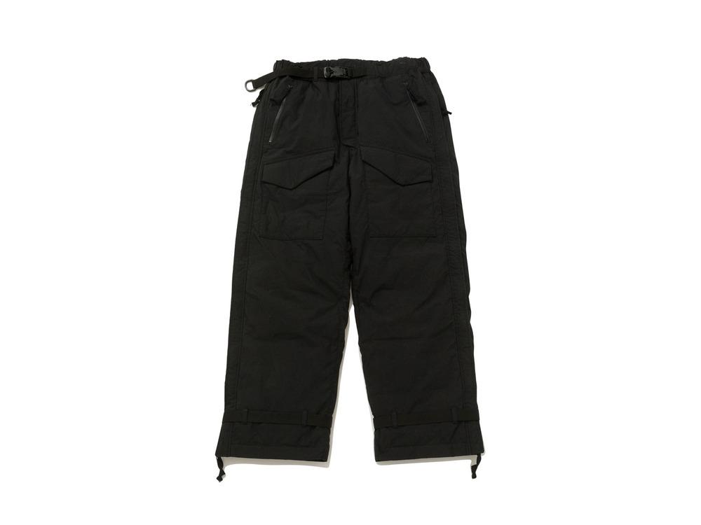 SPxTDS INDIGO C/N DOWN PANT M Black