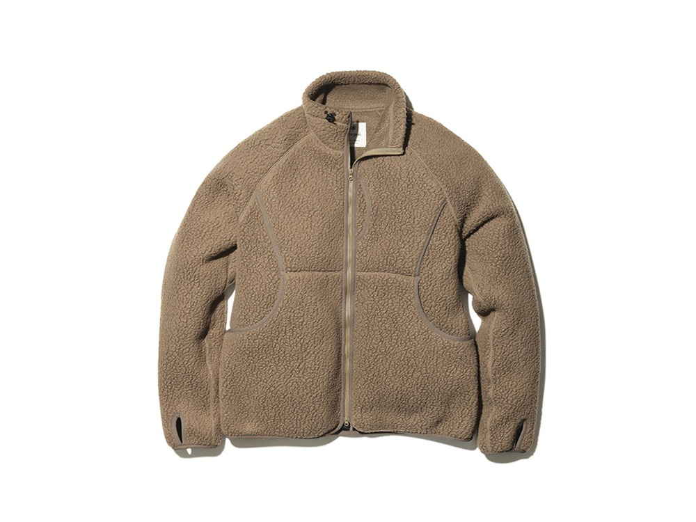 Classic Fleece Jacket XL Khaki