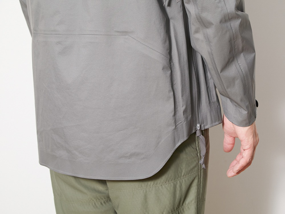 2.5L Wanderlust Pullover M Grey