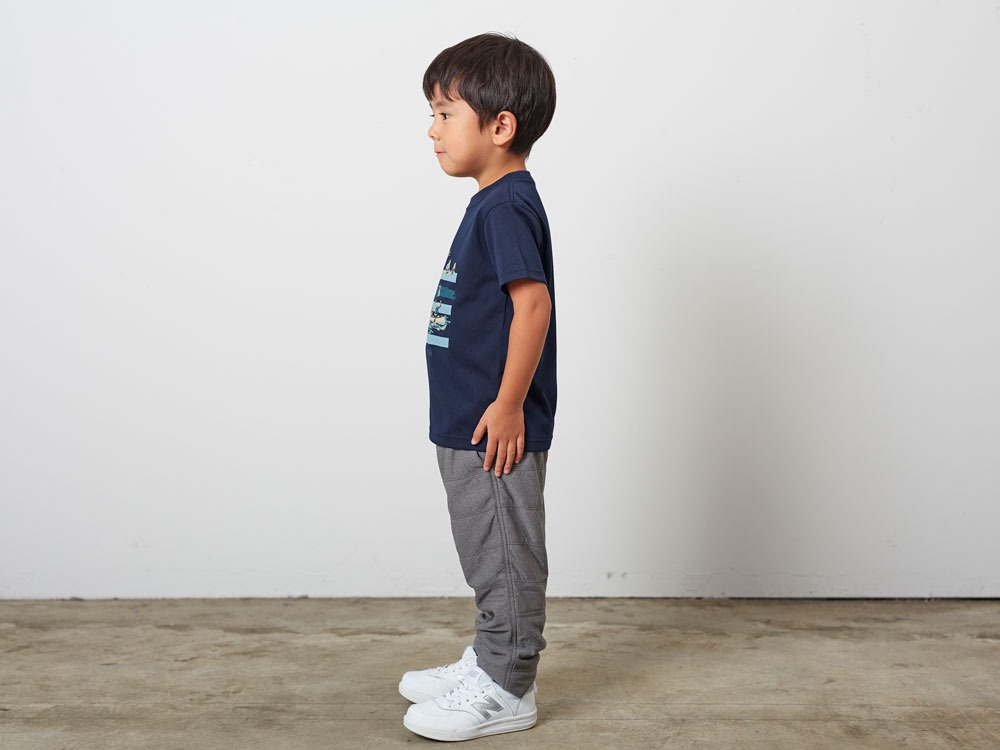 Kid'sQuickDryTshirt/Field3 M.grey2