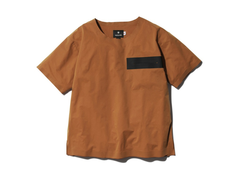 DRY&StretchPullover  L Orange0