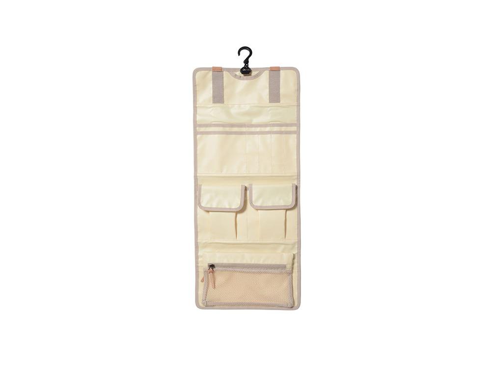 Travel back pack Ivory1