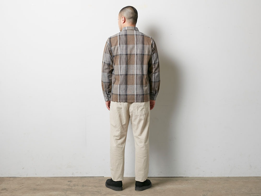 KASURI Shirt 2 Black3