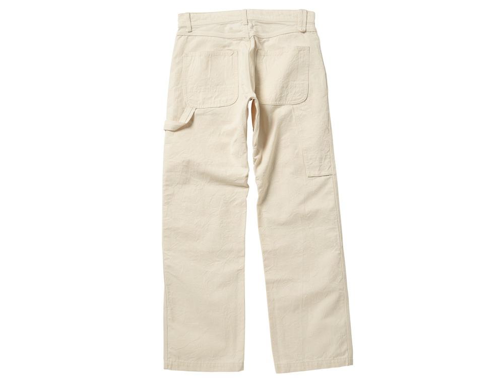 Okayama OX Pants M Ecru1