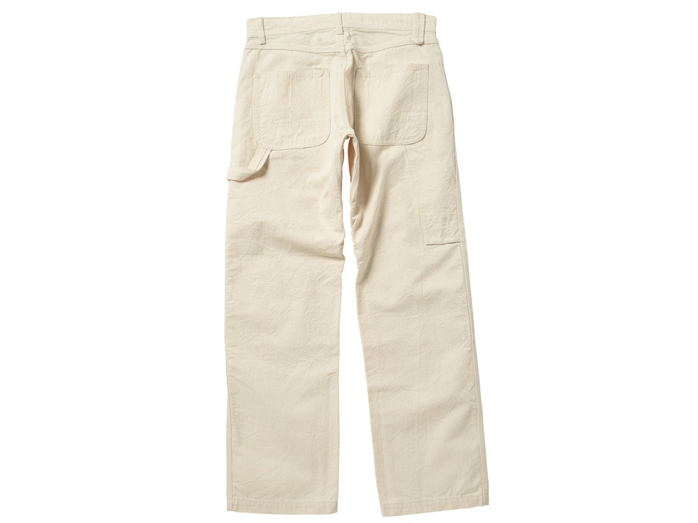 Okayama OX Pants L Ecru1