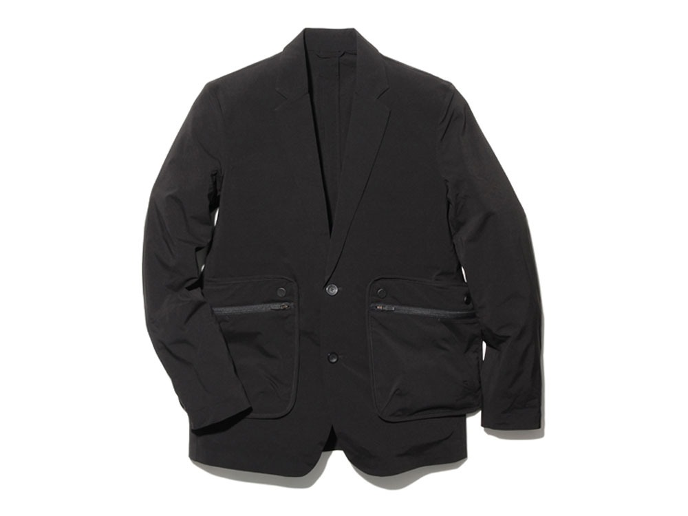 DWR LightWeight Jacket1BK