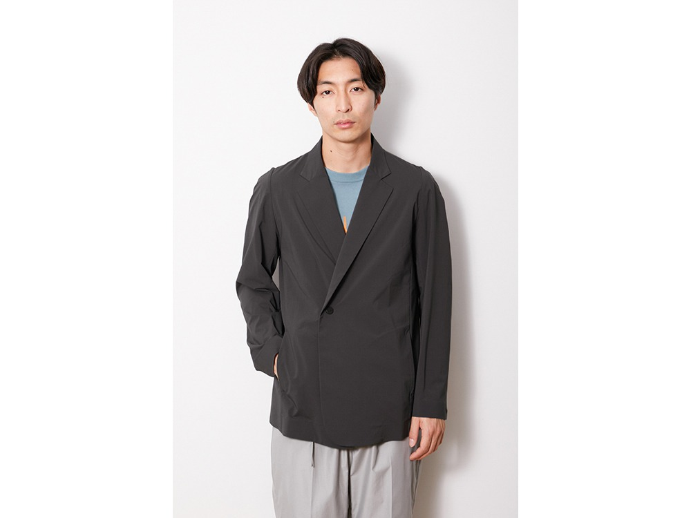 DWR Lightweight Jacket M Charcoal