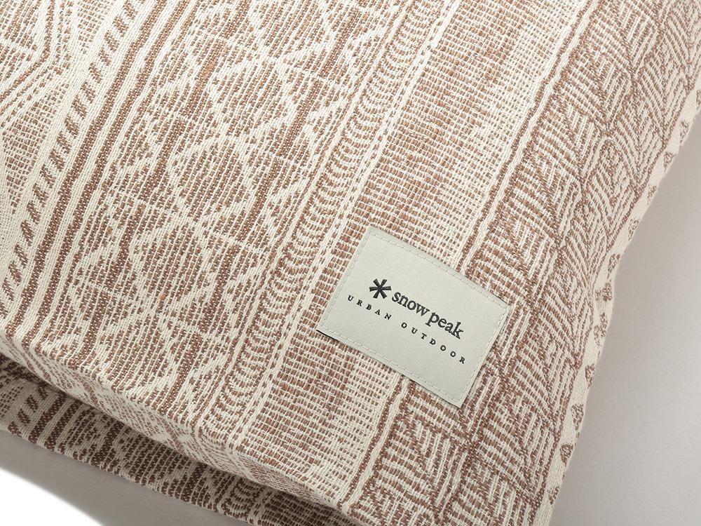 Cotton Silk Jacquard Cushion Cover One EC