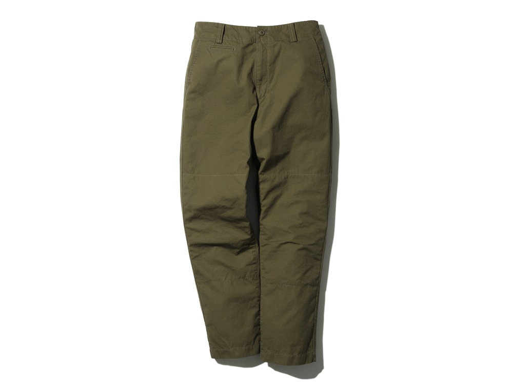 Ventile3PiecePants S Brown0