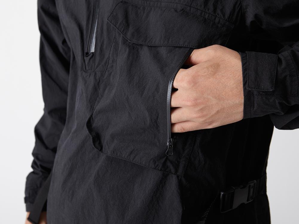 Indigo C/N Anorak Pullover 1 Black8