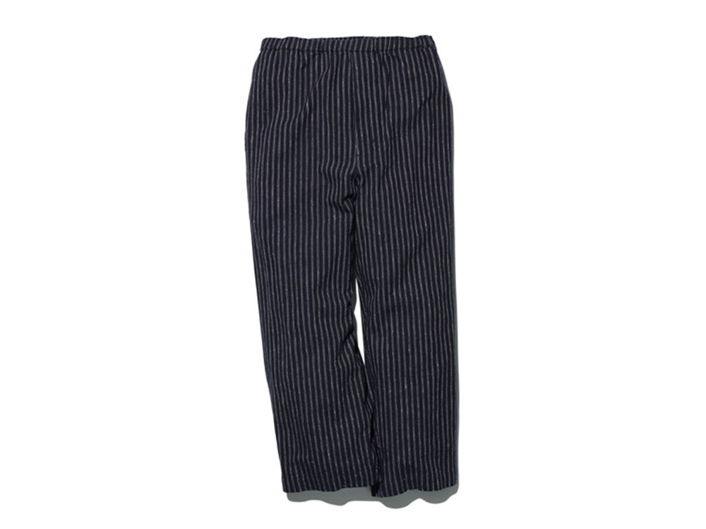 C/L Stripe Pants 1 NAVY