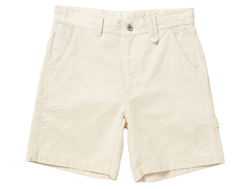 Okayama OX Shorts(Raw) 1 Ecru