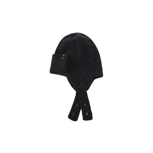 Wool Knitted Flight Cap
