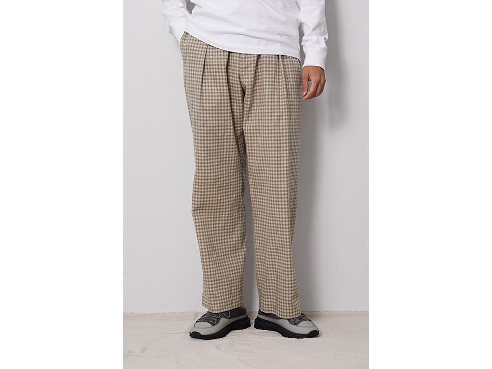 C/L Panama Easy Pants L Black