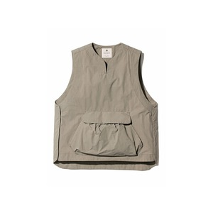 Proof Canvas Vest