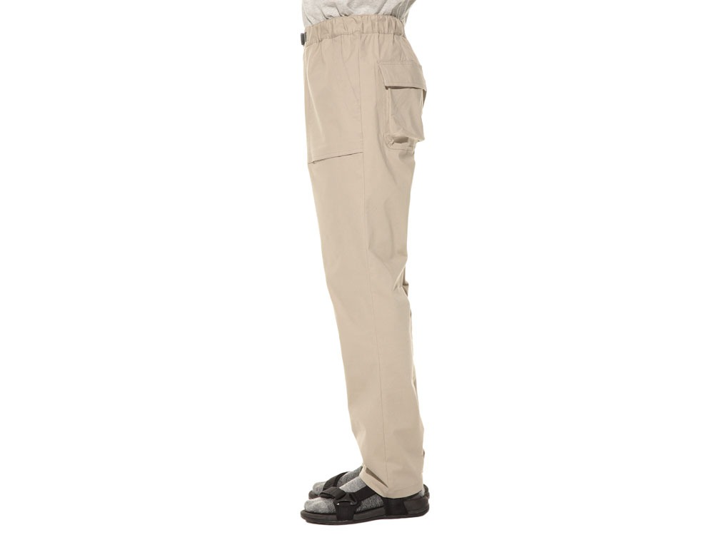 Power Stretch Active Pants S Beige3