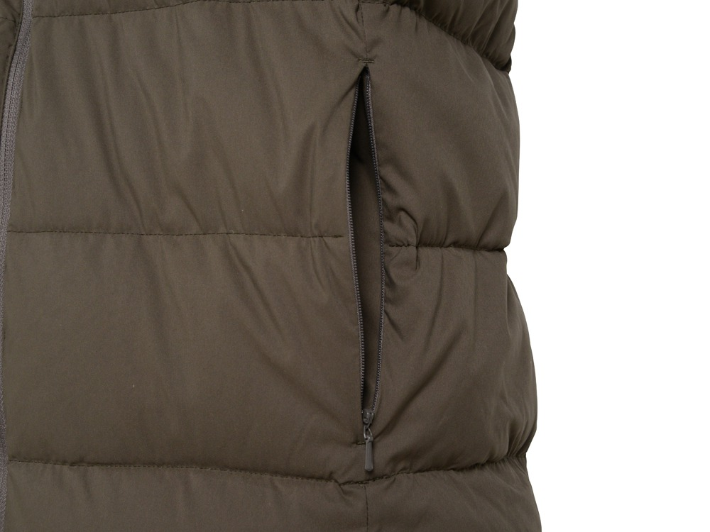 Pillow Down Hoodie S Olive5