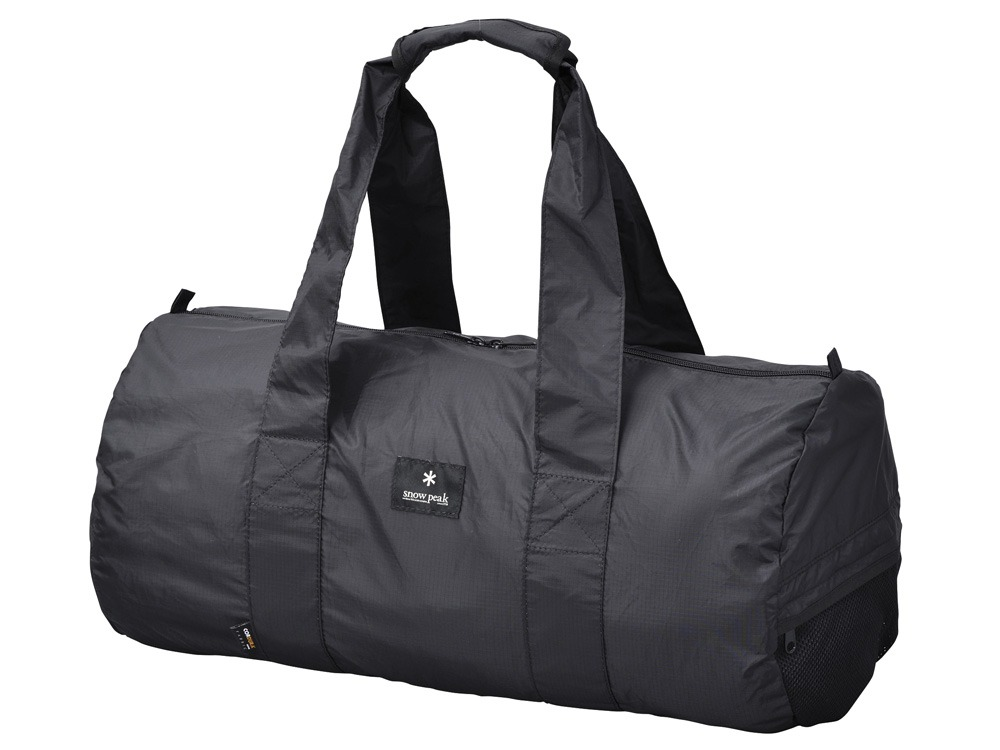 Pocketable Duffle Black0